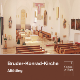 Bruder-Konrad-Kirche Broschüre