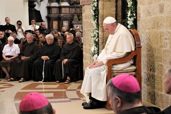 Papst Franziskus 2016