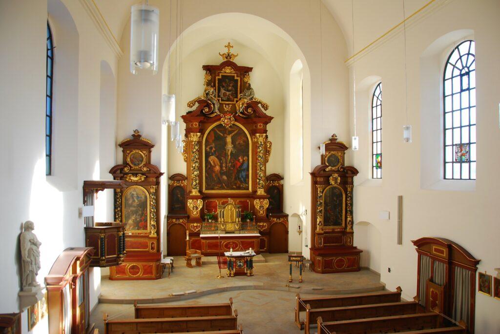 Klosterkirche in Werne